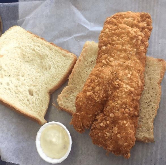 Kentucky – Whale of a Sandwich from Moby Dick