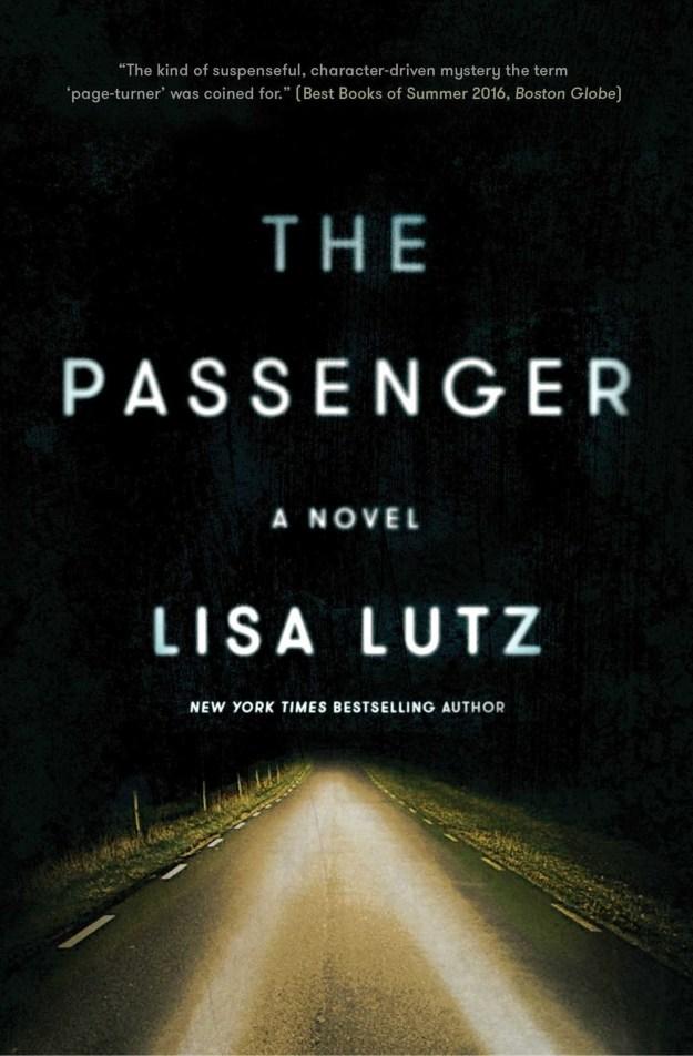 Alabama: The Passenger by Lisa Lutz