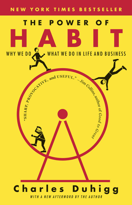 New Jersey: The Power of Habit by Charles Duhigg