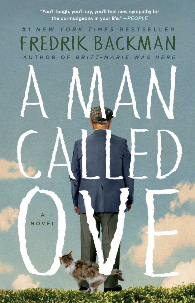 Oklahoma: A Man Called Ove by Fredrik Backman