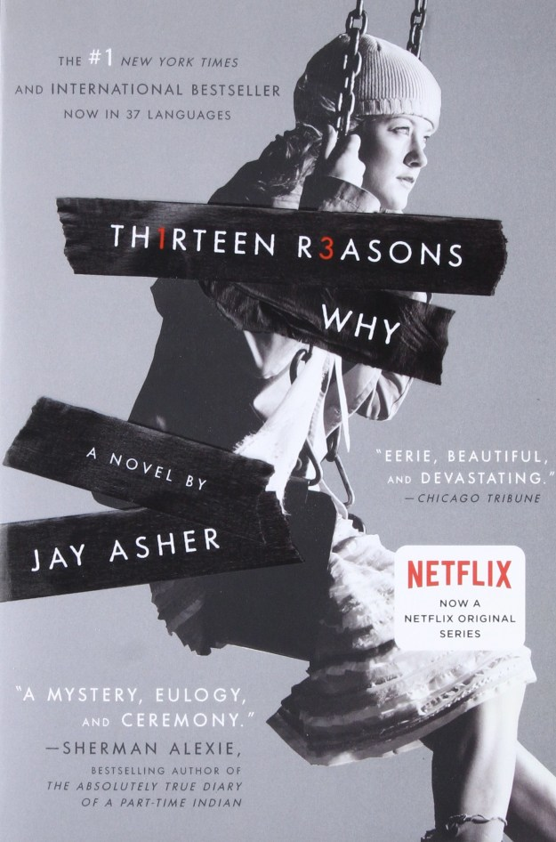 Rhode Island: Thirteen Reasons Why by Jay Asher