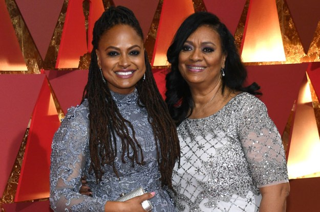 But, like many of us, DuVernay would not be where she is today without the support and guidance of their mother.