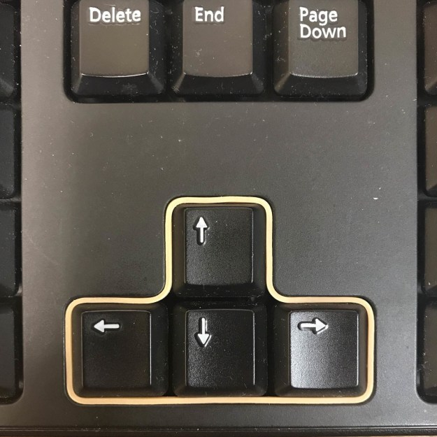 A rubber band around keys, are you KIDDING me?