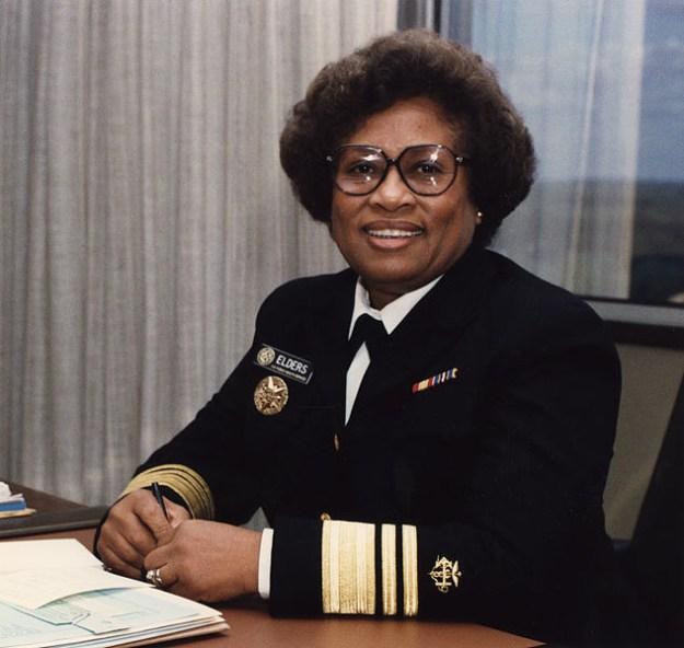 M. Joycelyn Elders
