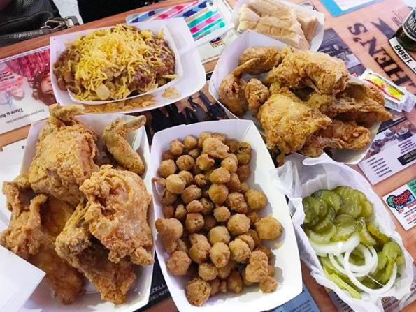 Oklahoma: Eischen's Bar in Okarche