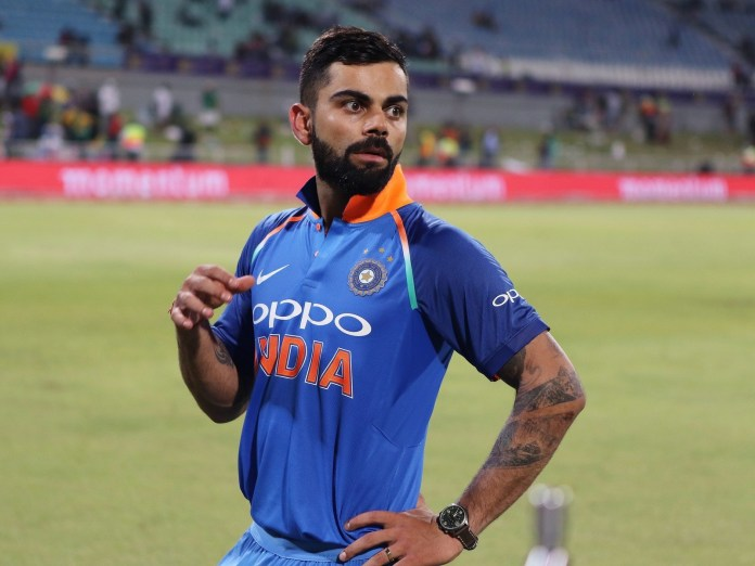 This is Virat Kohli, captain of India's cricket team, one of the world's most valuable celebrities, and, as of Friday, Uber's first ever brand ambassador.