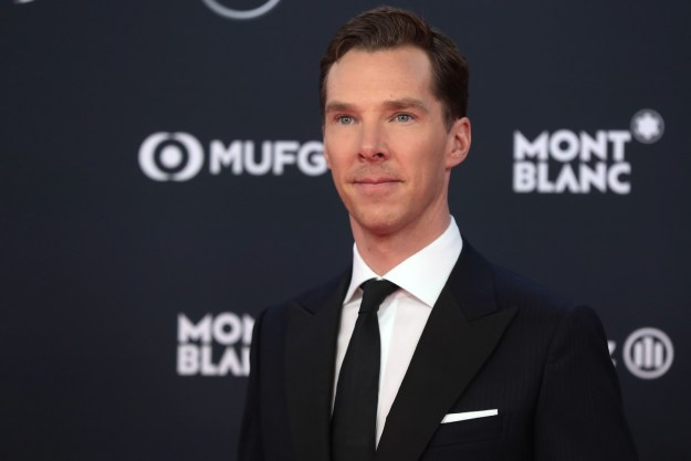 Benedict Cumberbatch comes from actor parents and ~high society~ in London.