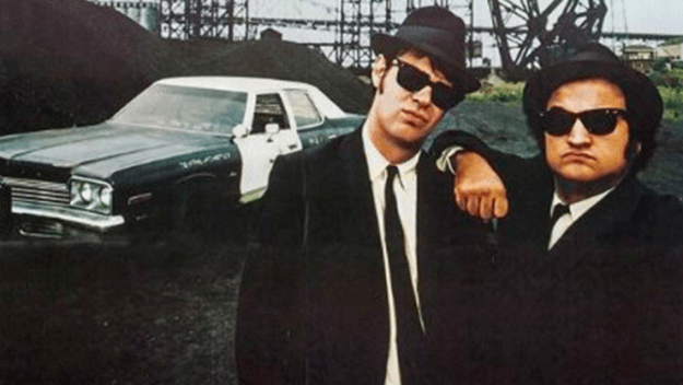 There was a specific production budget set aside for cocaine during the shooting of The Blues Brothers.