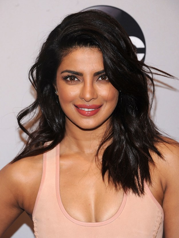 But although she has the credentials of a great actress, Priyanka is opening up about losing a role purely based on the colour of her skin.