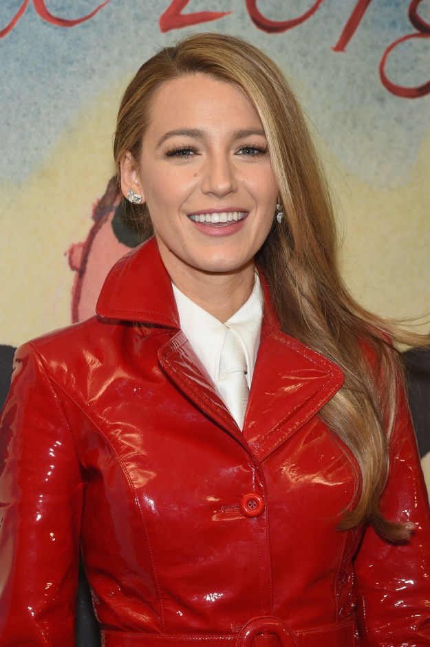 From the outside looking in, Blake Lively is one of the most *glam* celebs out there.
