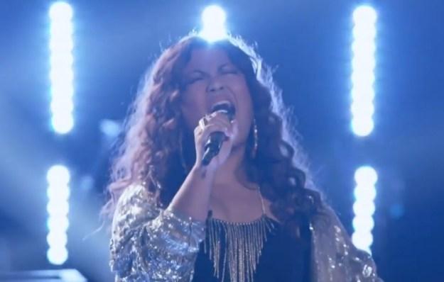 Cheesa Laureta — The Voice, Season 2
