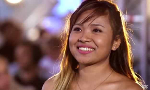 Alisah Bonaobra — The X Factor UK, Season 14
