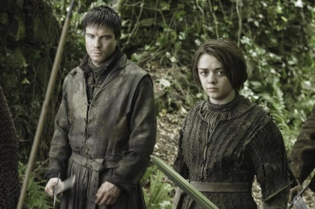 Maybe Sansa will survive and become our Surprise Ruler of All, or perhaps Arya and Gendry will reunite and become an unlikely royal couple?