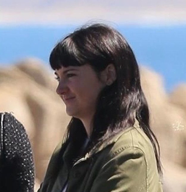And why did Jane decide to try bangs?