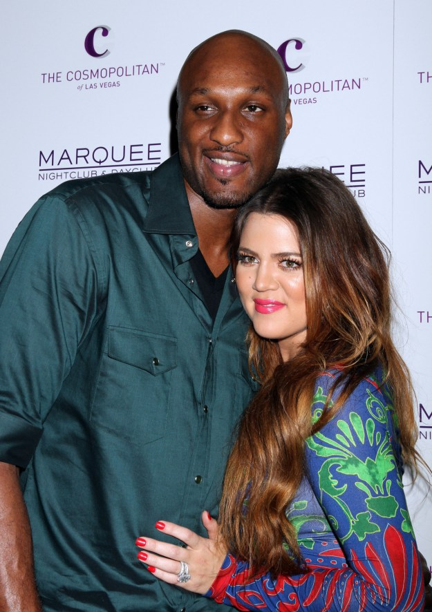 Now, we all know that Khloé has wanted children for a really long time. She tried to have babies with Lamar Odom before sacrificing her desire for a family to deal with his infidelity and drug use.