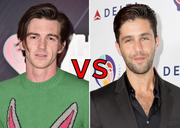 Drake Bell vs. Josh Peck
