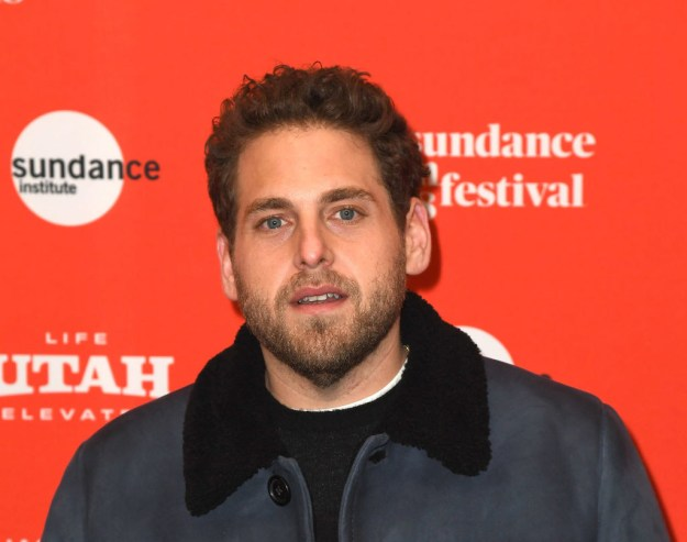 In case you don't know: this is Jonah Hill, you've seen him in Superbad (my personal fave), The Wolf of Wall Street, Moneyball, and a shit ton of other movies.