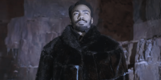 (Especially because of, ya know, Donald Glover as Lando.)