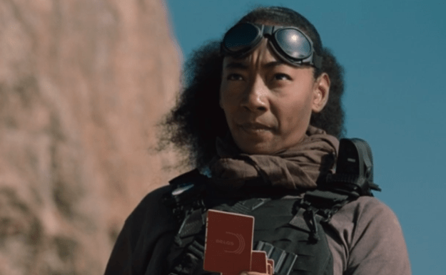 So, in the midst of trying to figure out what in the sweet hell was going on during Westworld's Season 2 premiere, you probably also noticed a few new faces.