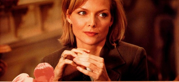 Hello there folks and folkas. As you might be able to glean from the title of this post, I'm here to discuss how Michelle Pfeiffer in One Fine Day caused my sexual awakening.