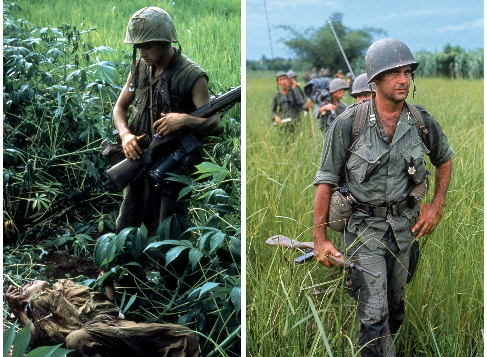 20 Harrowing Pictures From The Front Lines Of Vietnam