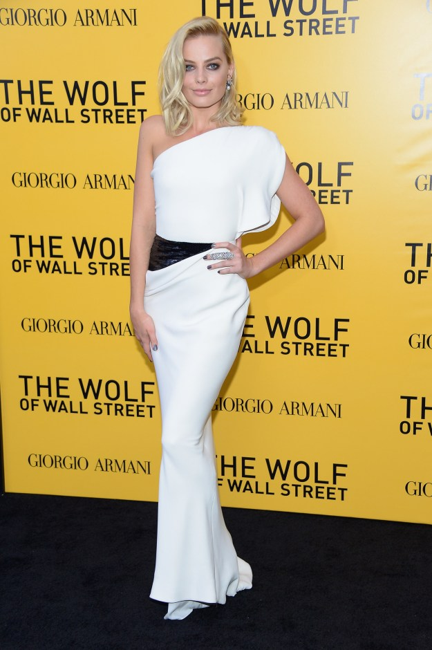 Margot Robbie got her big Hollywood break, starring opposite Leonardo DiCaprio in The Wolf Of Wall Street.