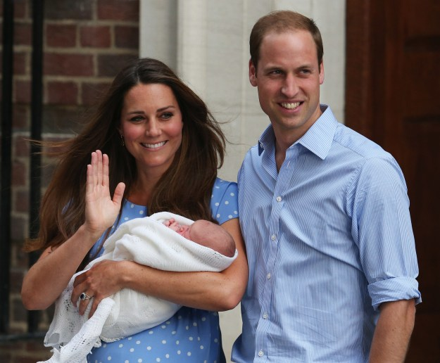 Duchess Kate popped out her firstborn Prince George...she's since welcomed TWO more children!