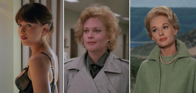 Dakota Johnson's mom is Melanie Griffith, and her grandmother is Tippi Hedren: