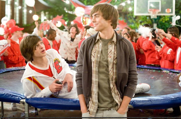 """Oh, and Tiara Gold's counterpart, also known as Discount Troy Bolton (or Jimmie """"Rocket Man"""" Zara, whatever) was 18 when the final movie came out."""