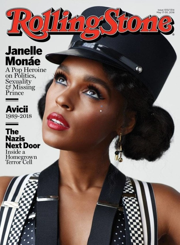 "Singer, actor, and all-around funk space cadet Janelle Monáe got personal in her recent cover interview with Rolling Stone, released Thursday. The artist declared herself a ""queer black woman"" and opened up about her journey to embracing her pansexuality."