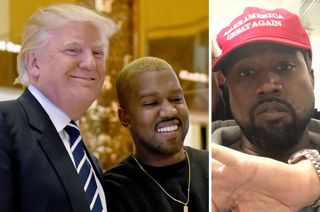 The day after Hawk's apology, rapper Kanye West tweeted his love for Trump and a picture of him wearing a MAGA hat, sparking his own backlash among some fans.