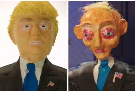 This zombie-approved Donald Trump: