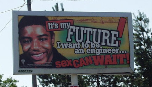 Because engineering and sex are mutually exclusive.