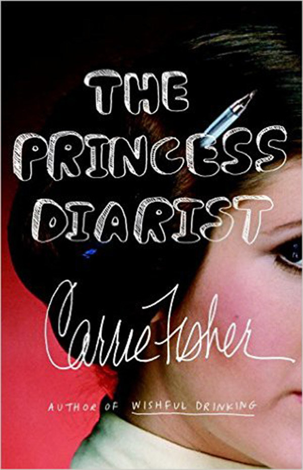 Or maybe you enjoy Carrie Fisher's books, such as The Princess Diarist, because you're obsessed with her snappy and sarcastic humor.