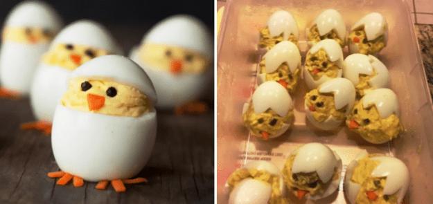 These satan-egg chicks: