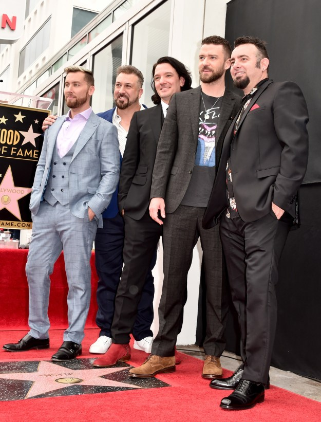 Ok, I'm going to say it one more time, just in case you didn't hear me. *NSYNC, THE GREATEST BOY BAND OF ALL TIME (SORRY, NOT SORRY, BACKSTREET BOYS), JUST REUNITED!!!!!
