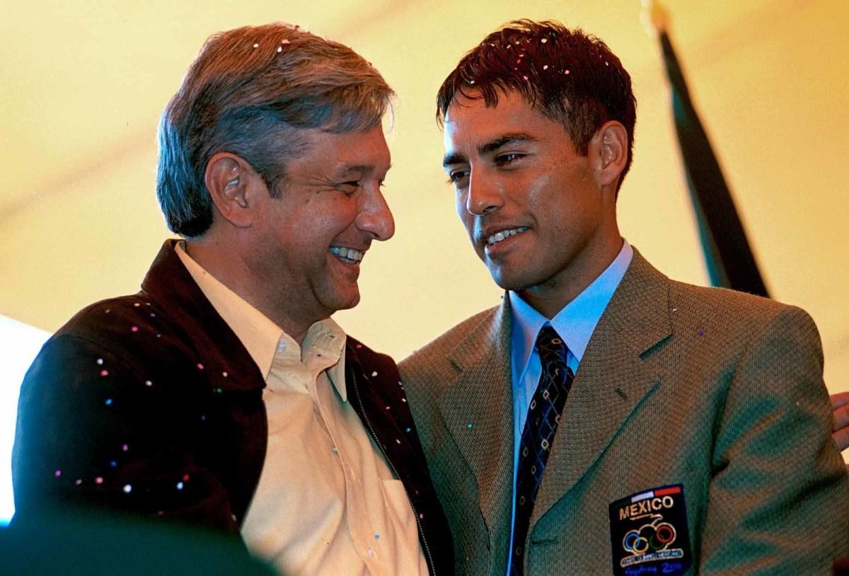 Recordamos a este marchista de San Mateo Atenco por su descalificación en la recta final de una caminata de los Juegos Olímpicos de Sidney 2000.