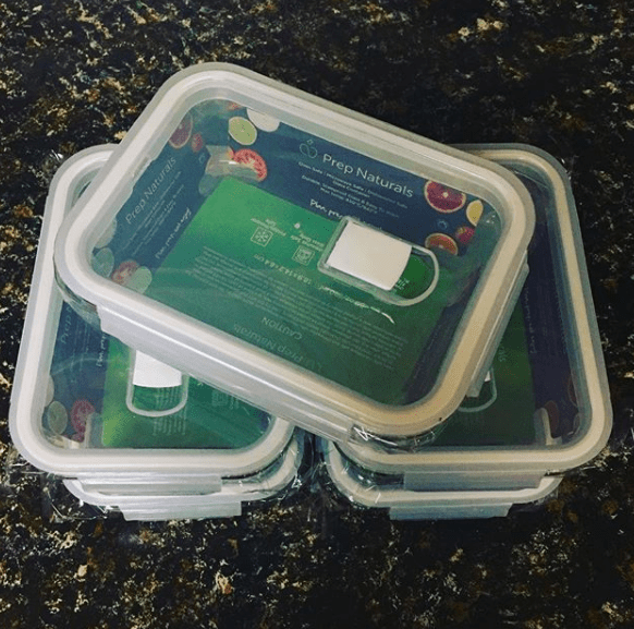 Check out their Tupperware section to come by cheap containers perfect for meal prepping.
