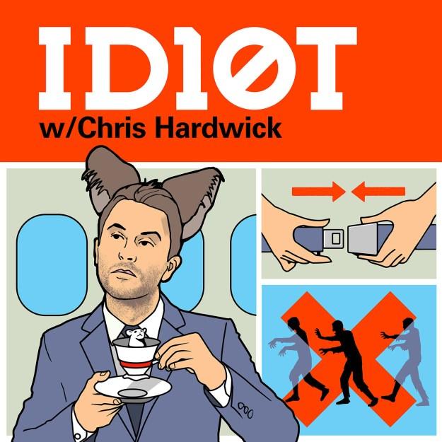 Chris Hardwick's ID10T