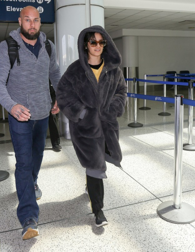 If you're a celebrity, like Camila Cabello for example, it's pretty difficult to go anywhere without being followed by a trail of paparazzi.