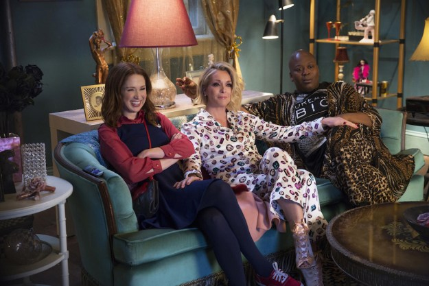 Of course, this means the return of beloved characters like Kimmy (Ellie Kemper), Titus (Tituss Burgess), Lillian (Carol Kane), and Jacqueline (Jane Krakowski).