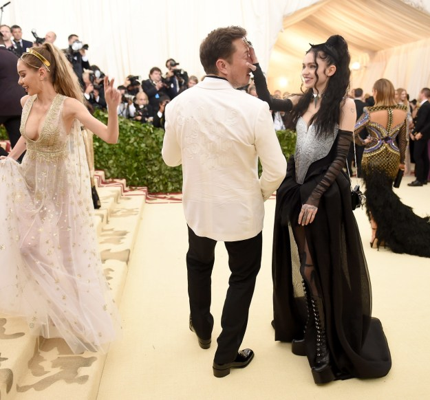 In case you haven't heard, Grimes and Elon Musk are kind of a ~thing~.