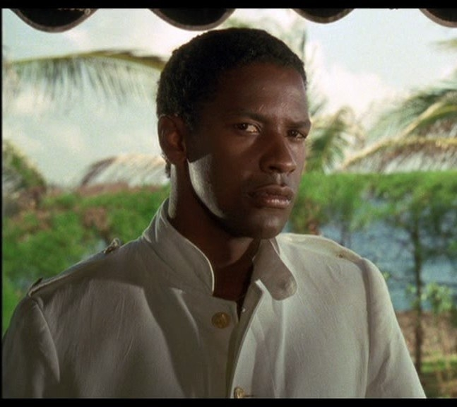 Honestly, Denzel Washington in ANYTHING, but specifically in this movie. He looked amazing in his white uniform.—Idanna Ott, via Facebook