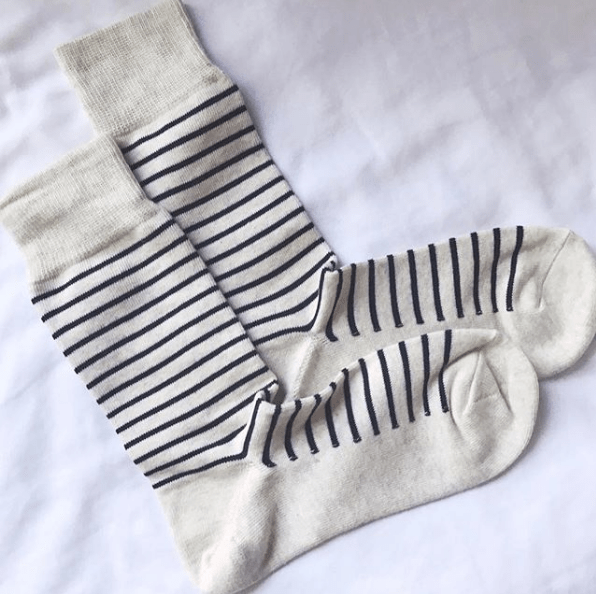 """Fluffy socks for walking the hallways. These also help if you can't fit into shoes after you are released from the hospital.""—amandar490df300f"