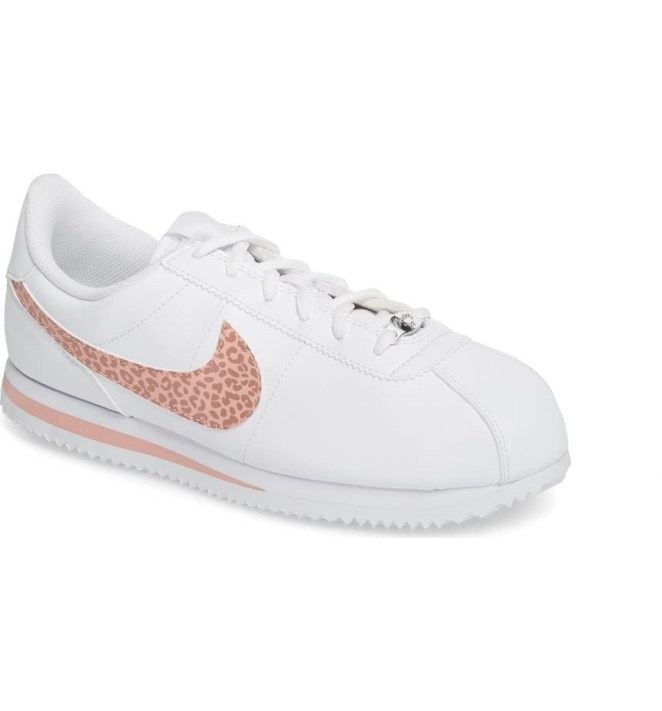 Get them from Nordstrom for $60 (available in sizes 3.5-7 and in pink and blue).