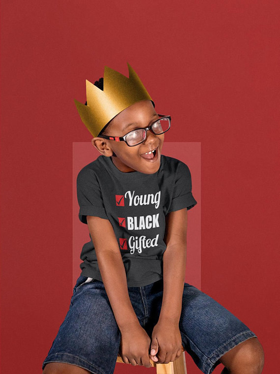 Get it from Dope Blackness on Etsy for $19.99 (available in kid's sizes XS-XL).