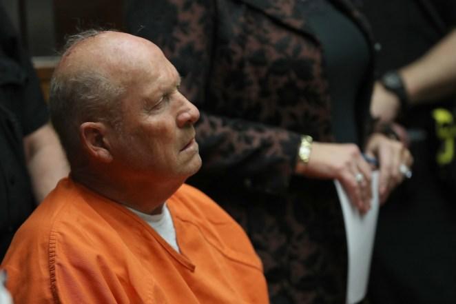Joseph James DeAngelo, the suspected Golden State Killer