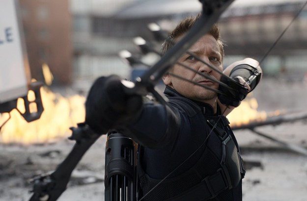 And don't forget about Hawkeye!