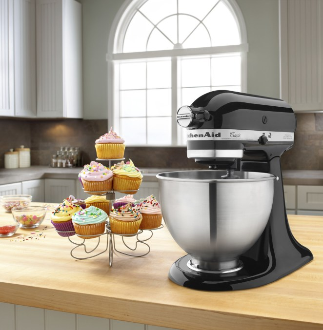 "Promising review: ""WOW is all I can say about the durability, the ease of mixing, the time it saves in the kitchen. You can multi-task when you use this mixer unlike hand mixers. Bread dough is a snap with this machine. It will do everything except roll it out on the board for you. Cookies, cakes, you name it, it's no trouble with this machine."" —MrGadgetGuruPrice: $189 (originally $225.27)"