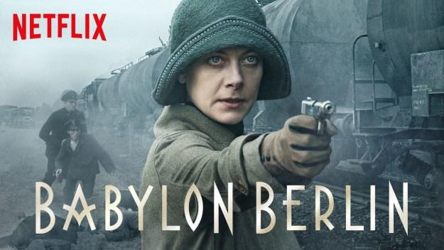 Babylon Berlin, Season 1 — January 30, 2018
